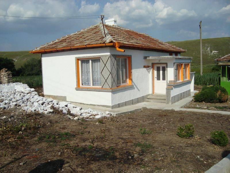 Сельский дом ремонт своими руками