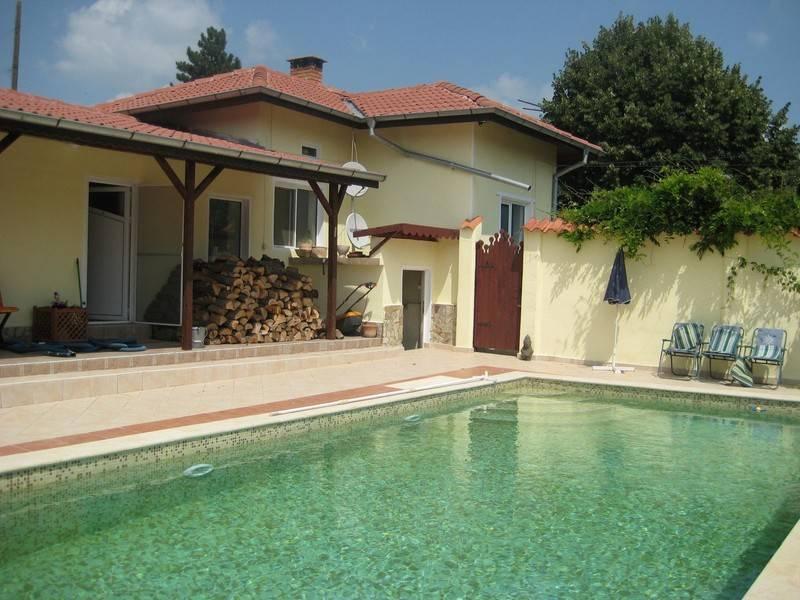 Дома в болгарии купить недорого у моря с бассейном фото