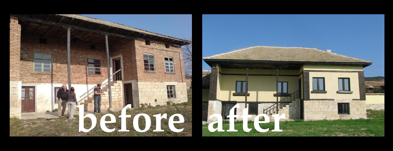 Biens immobiliers en bulgarie une maison bulgare vendre for Acheter maison en bulgarie